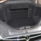 Gepaeck Kofferraum Tesla S85 Performance 2